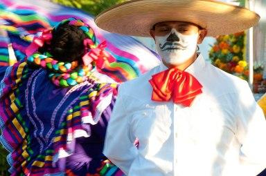 Dia De Los Muertos, Hollywood Forever 2013